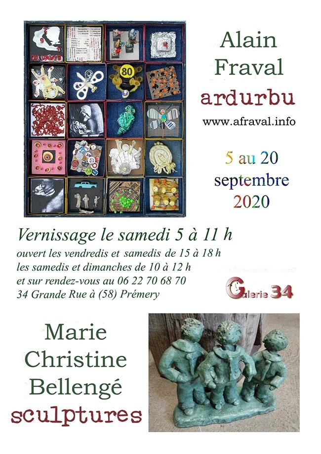 Marie Christine Bellengé - sculptures