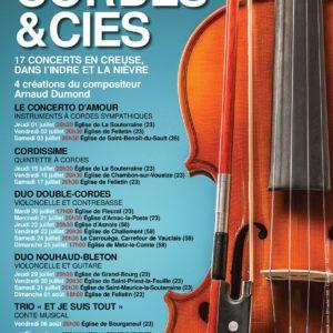 10e festival Cordes & Cies
