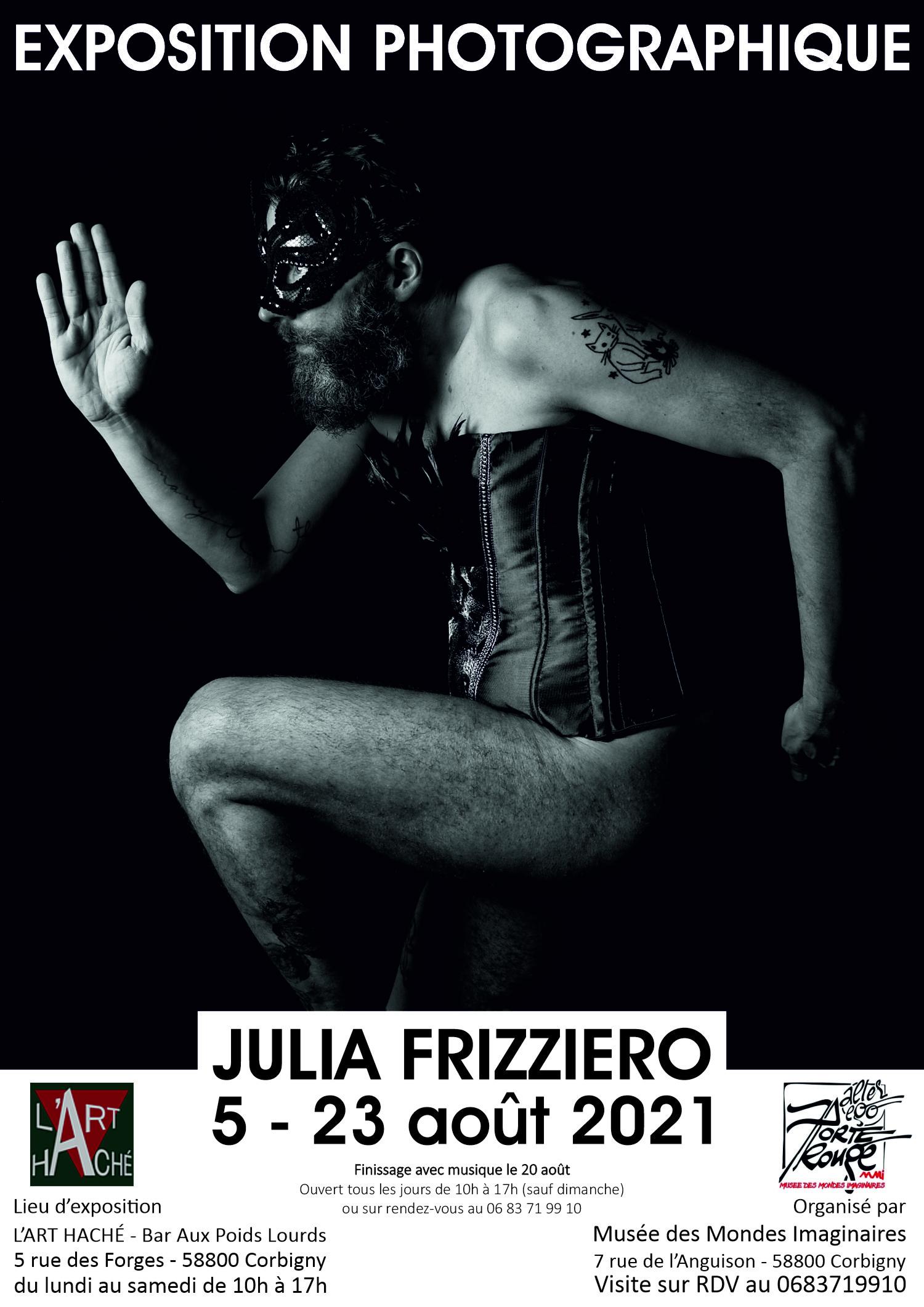EXPOSITION PHOTOGRAPHIQUE JULIA FRIZZIERO