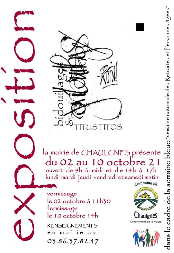 Exposition TITUS TITOS