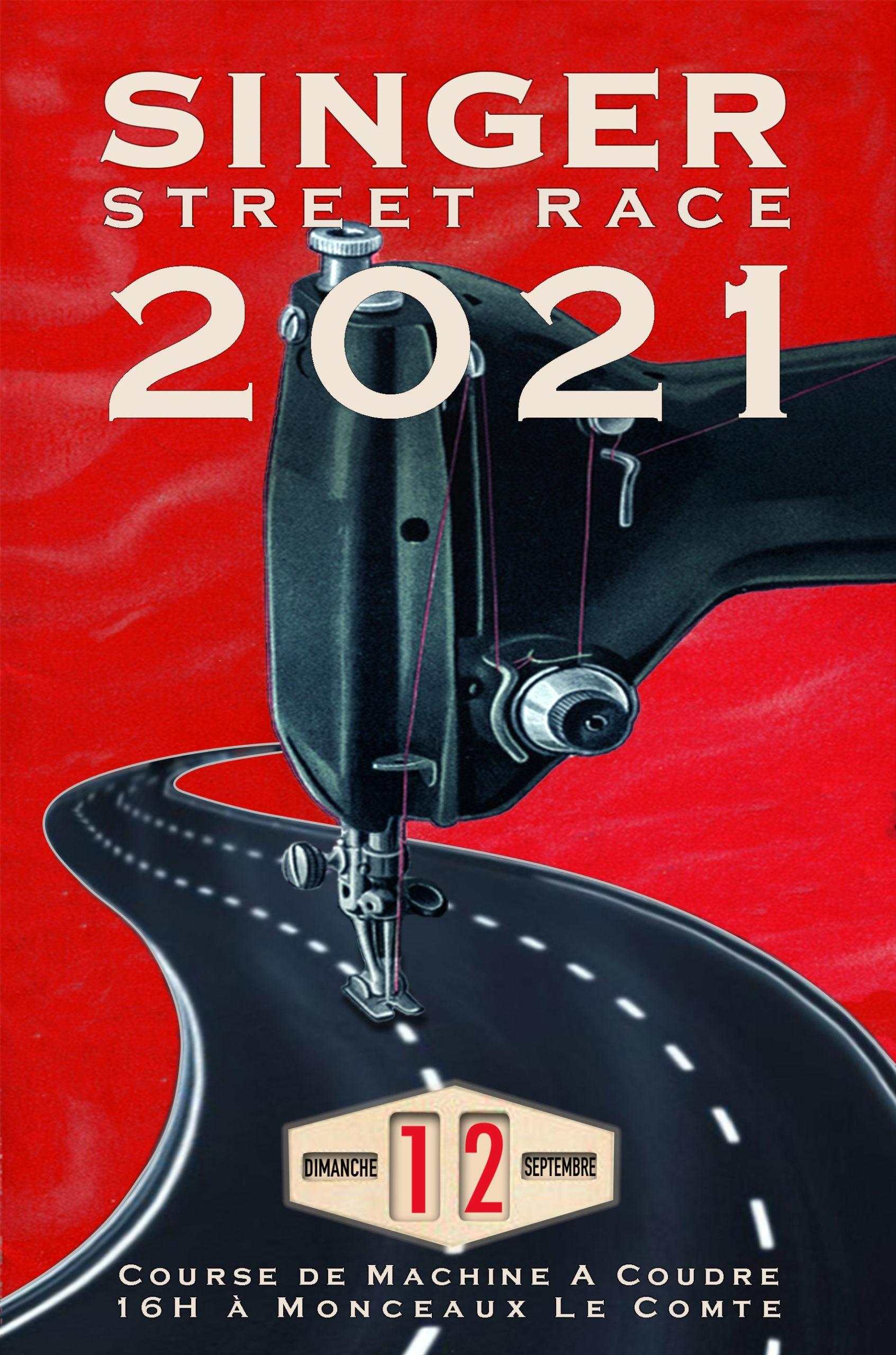 Singer Street Race 2021